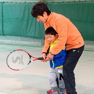 IWAMOTO Indoor Tennis